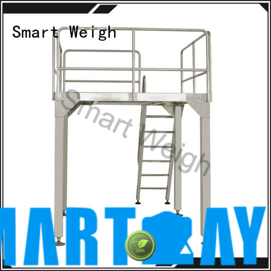 Smart Weigh precise incline conveyor order now for food labeling