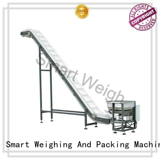 Smart Weigh safety rotating table order now for food labeling