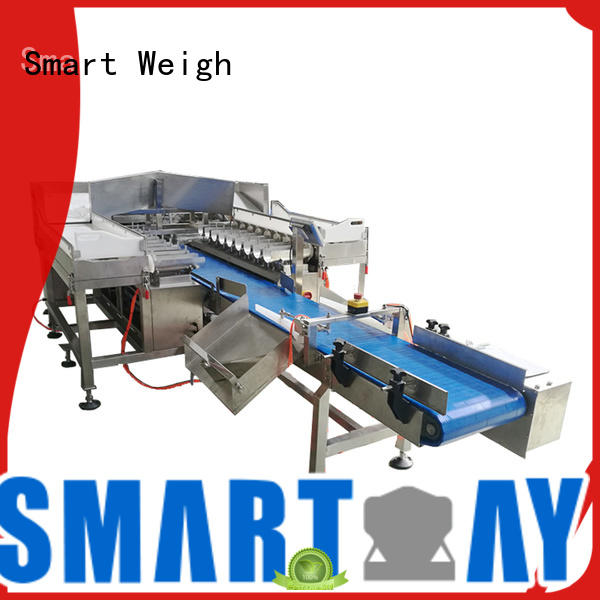 Smart Weigh best computer combination weigher head for food weighing