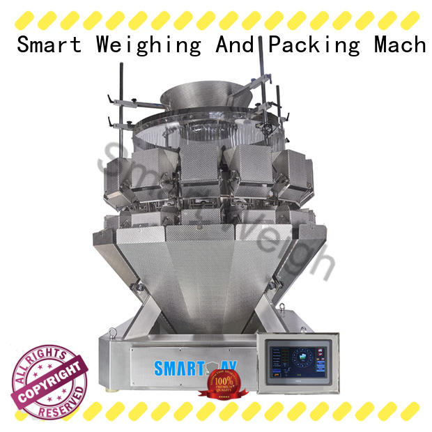 Smart Weigh adjustable weighing scale inquire now for food labeling