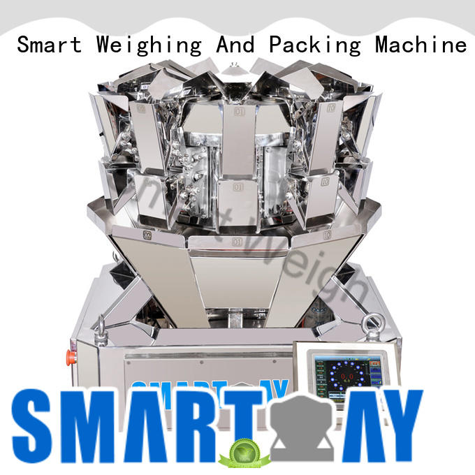 Smart Weigh durable multi head combination weigher factory price for food weighing