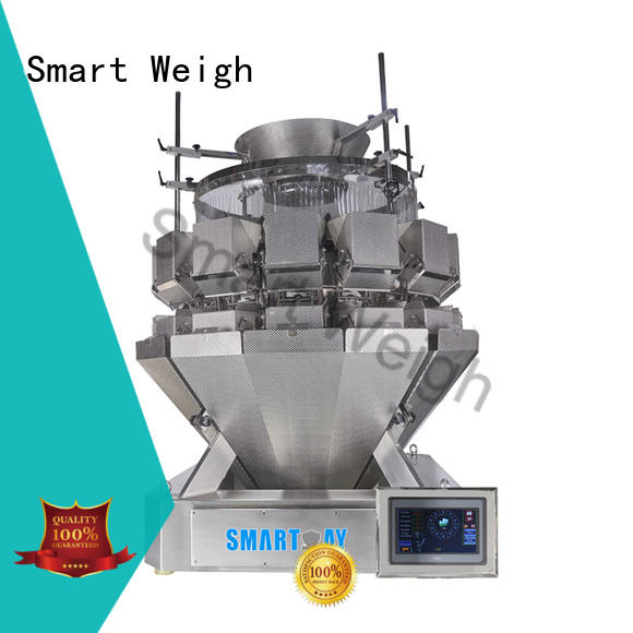 Smart Weigh eco-friendly multi head scale from China for food weighing