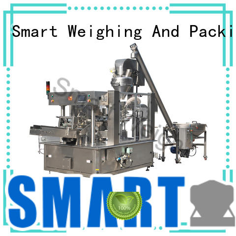 packaging systems inc premade semiautomatic Bulk Buy bag Smart Weigh
