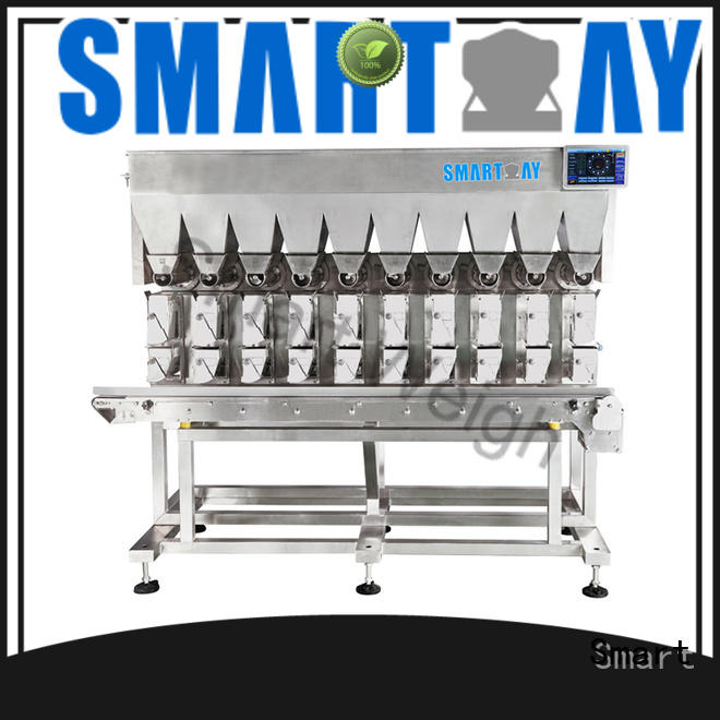 automatic weighing save manpower automatic combination weigher Smart Brand