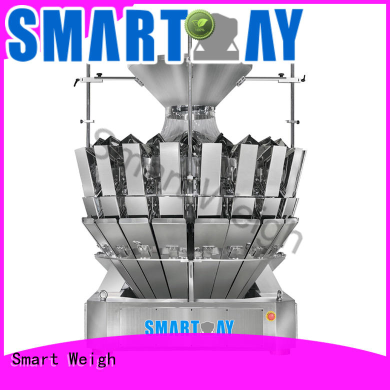 Smart Weigh SW-M20 Twin Discharge 20 Head Multihead Weigher