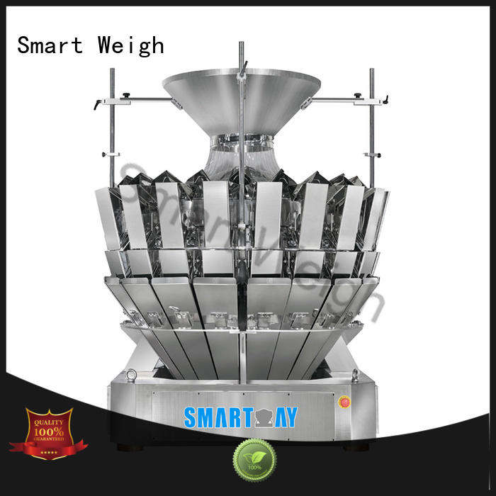 Smart Weigh mixture multi head scales inquire now for food labeling