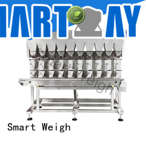 Smart Weigh Brand automatic electronic automatic weighing save manpower